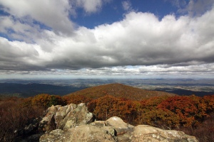 Hawksbill Summit Trail