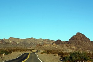 Old Route 66 in Arizona