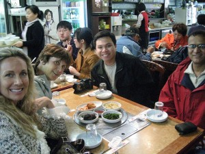 Lunch in Seoul