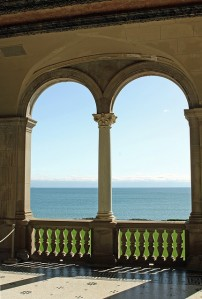 Balcony at The Breakers