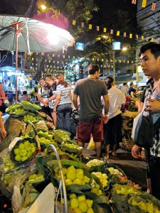 Pak Khlong Flower Market