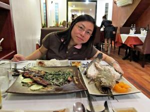 Dinner at Malis
