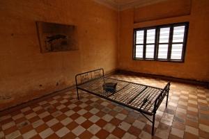 Interrogation and torture room