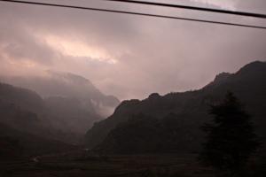 Morning drive to Sapa