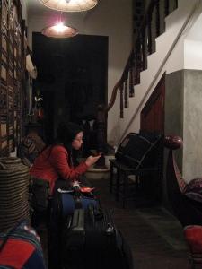 Transit in Hanoi
