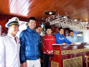 Dragon's Pearl Crew Members